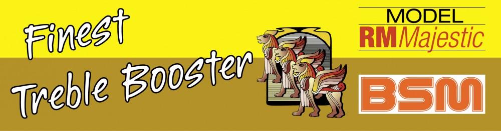 RM Majestic Treble Booster