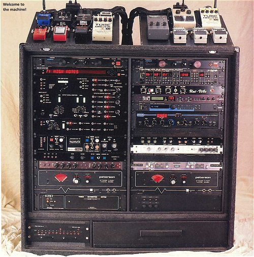 DG's FX setup