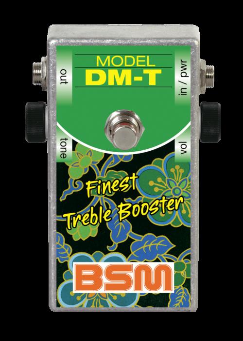 Booster Image: DM-T Fat Treble Boost