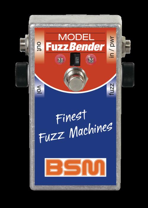 Booster Image: FuzzBender Fuzz Machine