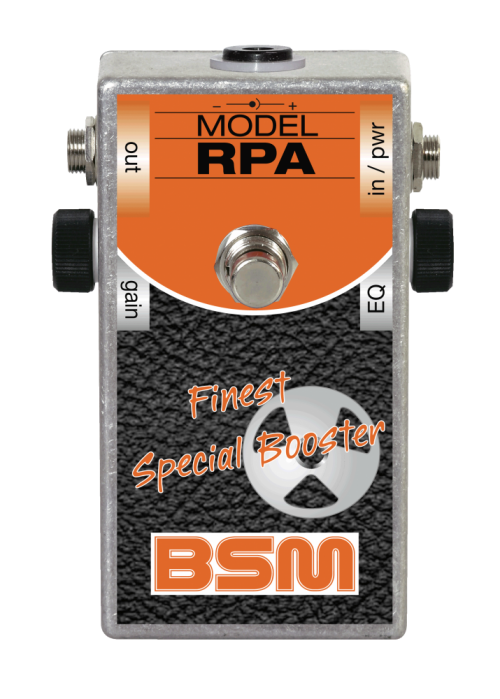 Booster Image: RPA Special Booster