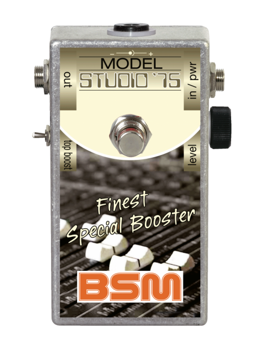 Booster Image: Studio & Live '75 Special Booster